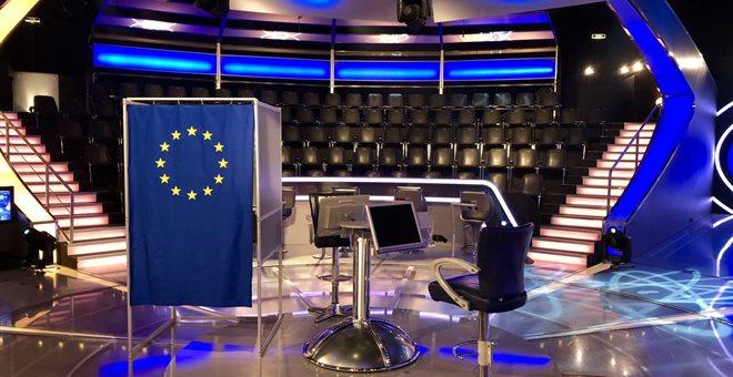 Εκλογικές κάλπες σε τηλεοπτικά πλατό, αεροπλάνα και μπαράκια στην Γερμανία — ΣΚΑΪ (www.skai.gr)