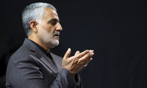 Ιράν για ΣουλεΪμανί: Με νόμο «τρομοκρατική οντότητα» ο αμερικανικός στρατός
